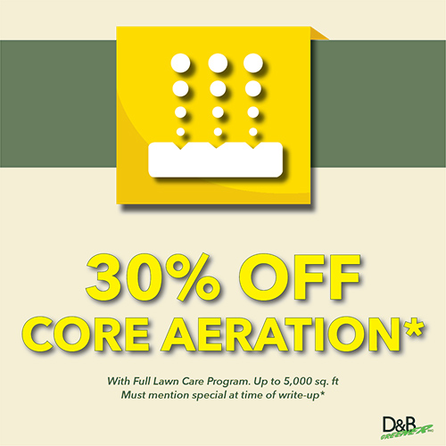 Core Aeration